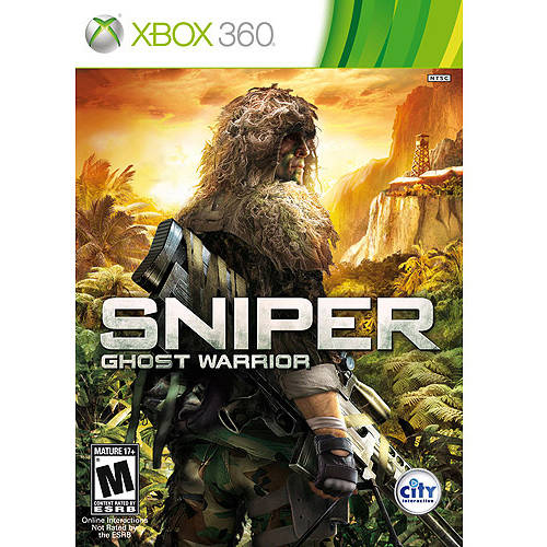 Sniper: Ghost Warrior (Xbox 360) - Pre-Owned