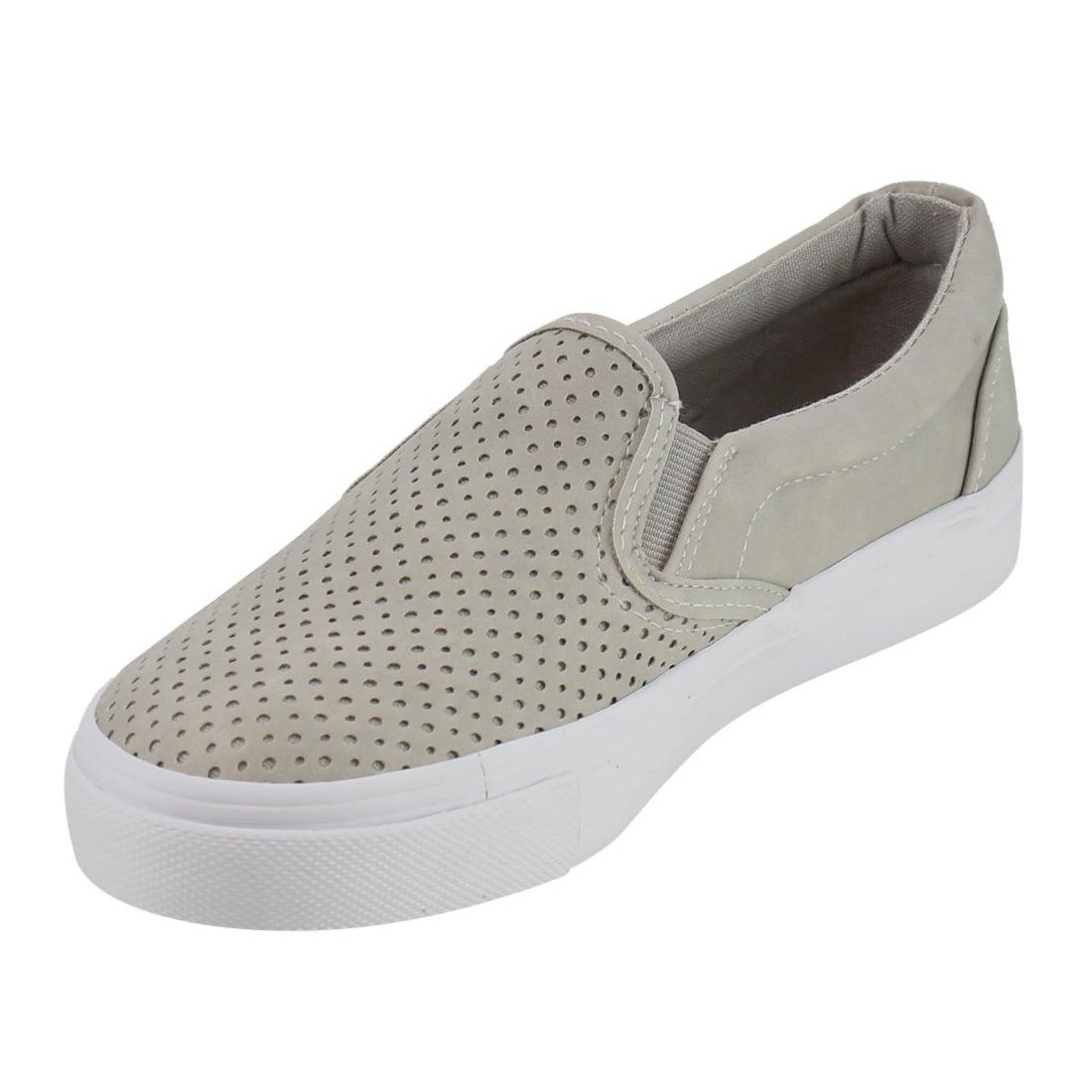 Elastic Panel Fashion Sneaker - Walmart