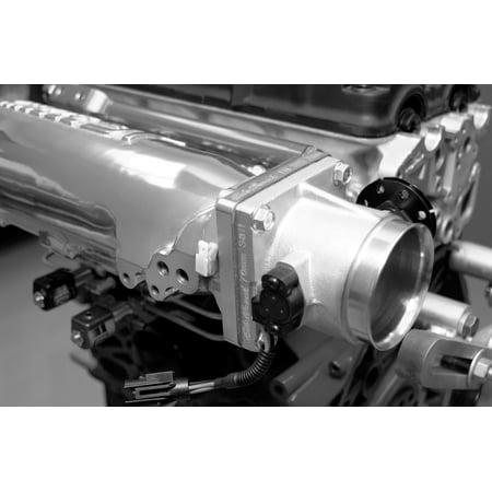 Edelbrock 38112 Victor Series Racing Throttle Body (Edelbrock Racing)