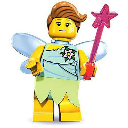 LEGO Series 8 Fairy Minifigure (Lego Halloween Fair)