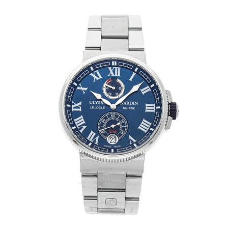 Pre-Owned Ulysse Nardin Marine Chronometer 1183-122-7M/43