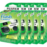 Best Disposable Underwater Cameras - 5 Fujifilm Quicksnap Flash 400 Disposable 35mm Single Review