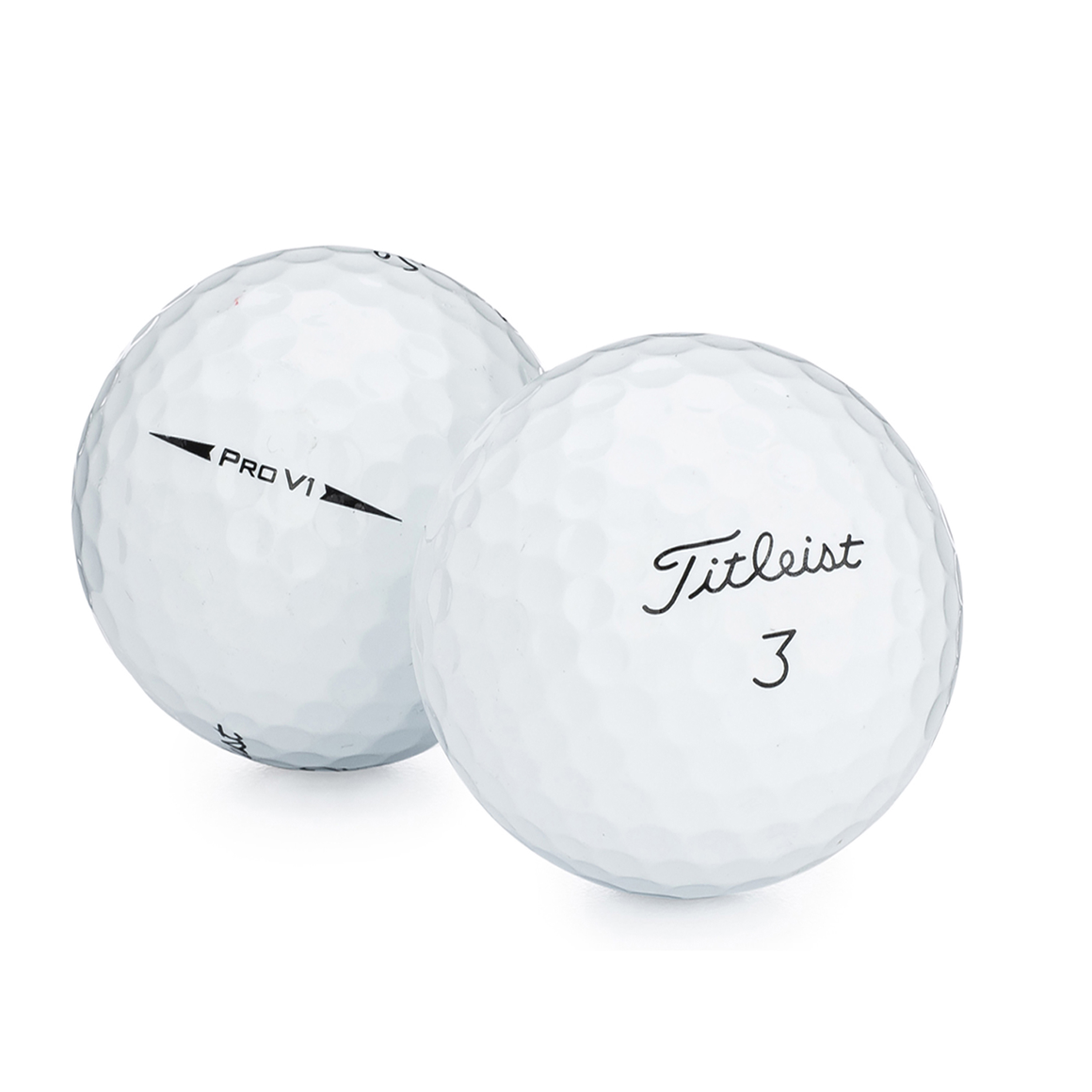 Titleist Pro V1 Golf Balls, Good Quality, 24 Pack