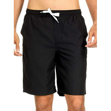 LELINTA Mens Swim Trunks, Big Extended Size Swim Trunks - Mens Plus Size Swimsuit sizes, King Size Bathing Suits, Board Shorts, Swim Suits and Swimming Trunks for the Big And Tall Man](Old Fashioned Mens Bathing Suit)