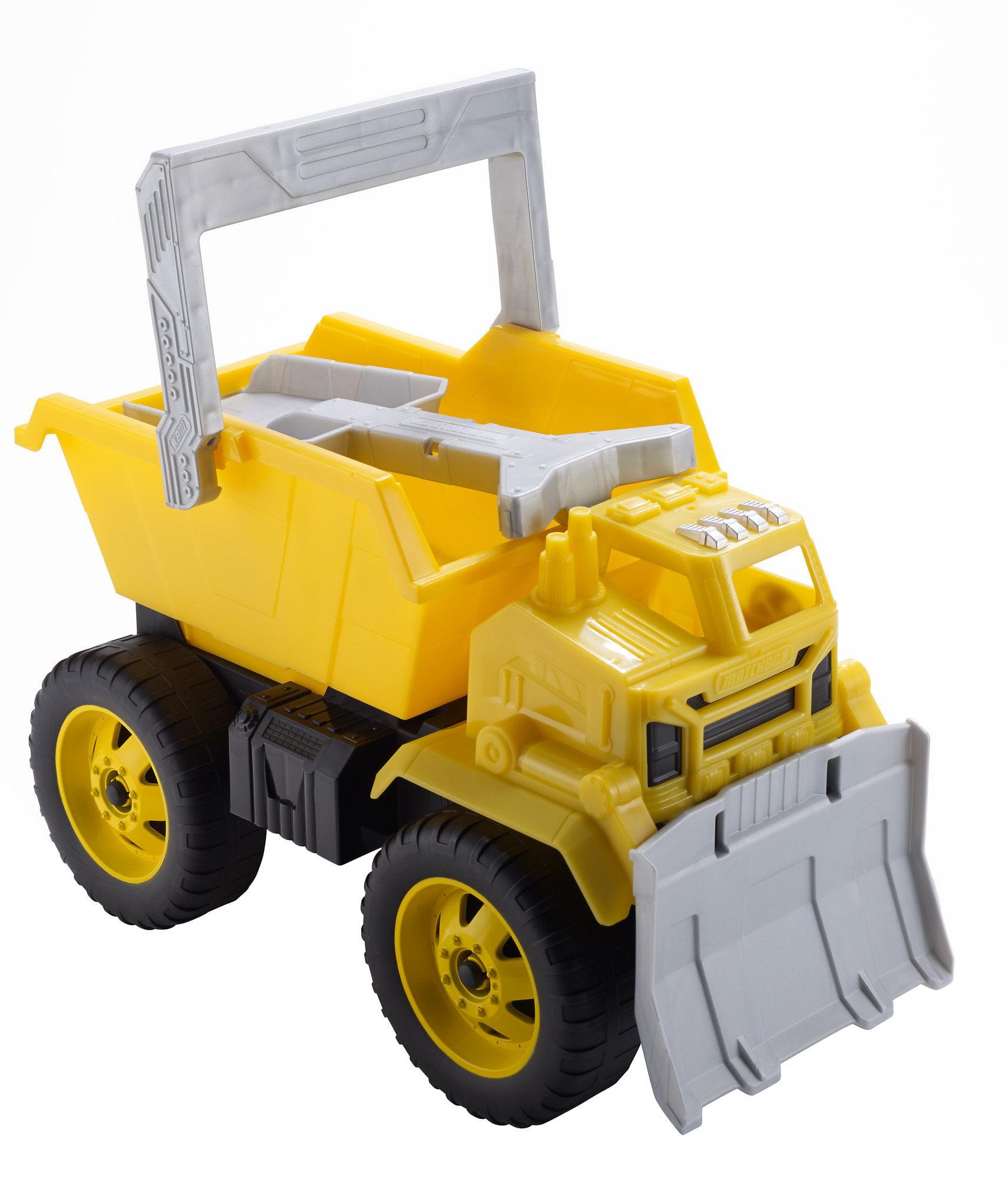 Matchbox Dump Truck by Mattel