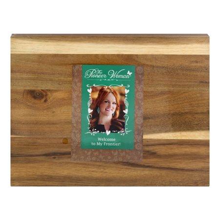 - The Pioneer Woman Cowboy Rustic Cutting Board 11