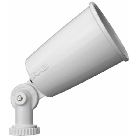 Twin Par Holder (RAB Lighting 150W White R90 Par Holder )