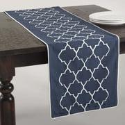 Saro Malaga Moroccan Design Table Runner