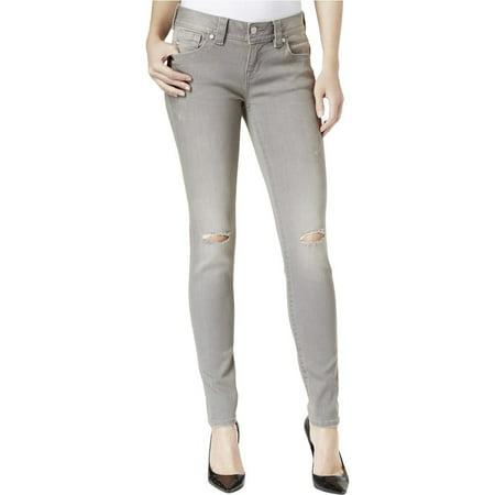 29829c9c17a Miss Me - Miss Me Womens Denim Distressed Colored Skinny Jeans - Walmart.com