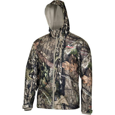 Mossy Oak Women's Softshell Hunting Jacket, Mossy Oak Breakup Country, Size Medium