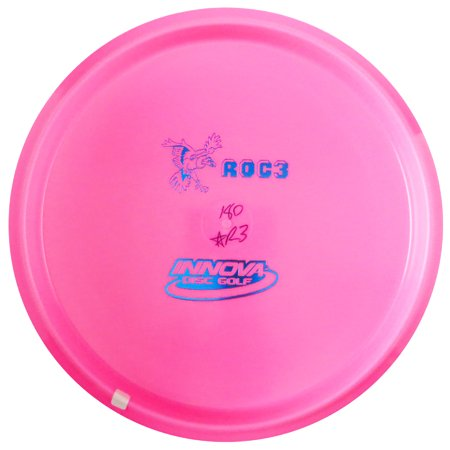Innova Star Roc3 170-174g Midrange Golf Disc [Colors may vary] - 170-174g