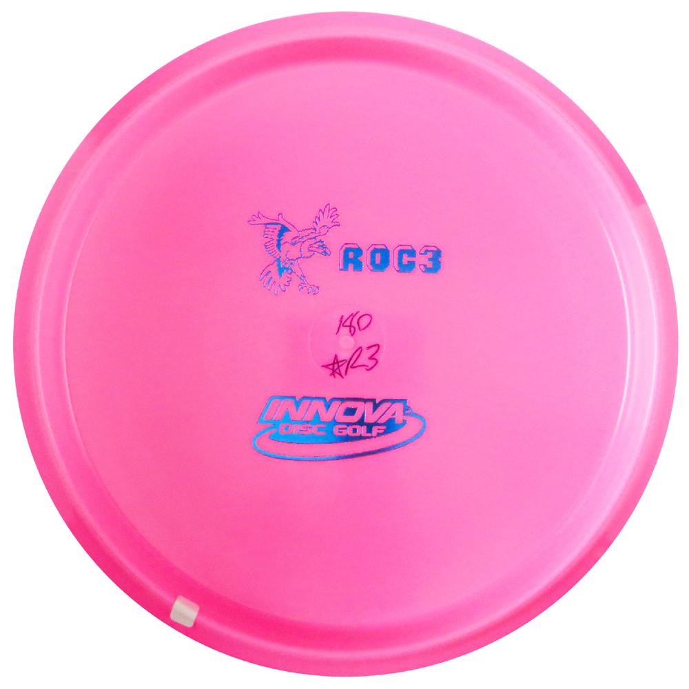 Innova Star Roc3 170-174g Midrange Golf Disc [Colors may vary] - 170-174g
