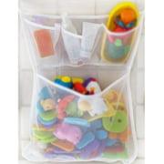 Bath Toy Organizer Shower for Bathroom Baby Toy Storage Quick Dry Bathtub Mesh Net