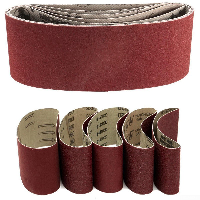 Sanding Belt 15x452mm Polishing Pneumatic Abrasive Sander Accessories New