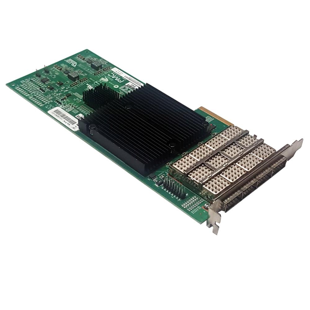 NETAPP PMC-SIERRA PM8003 SCC Quad Port Network Controller 111-00341 Refurbished
