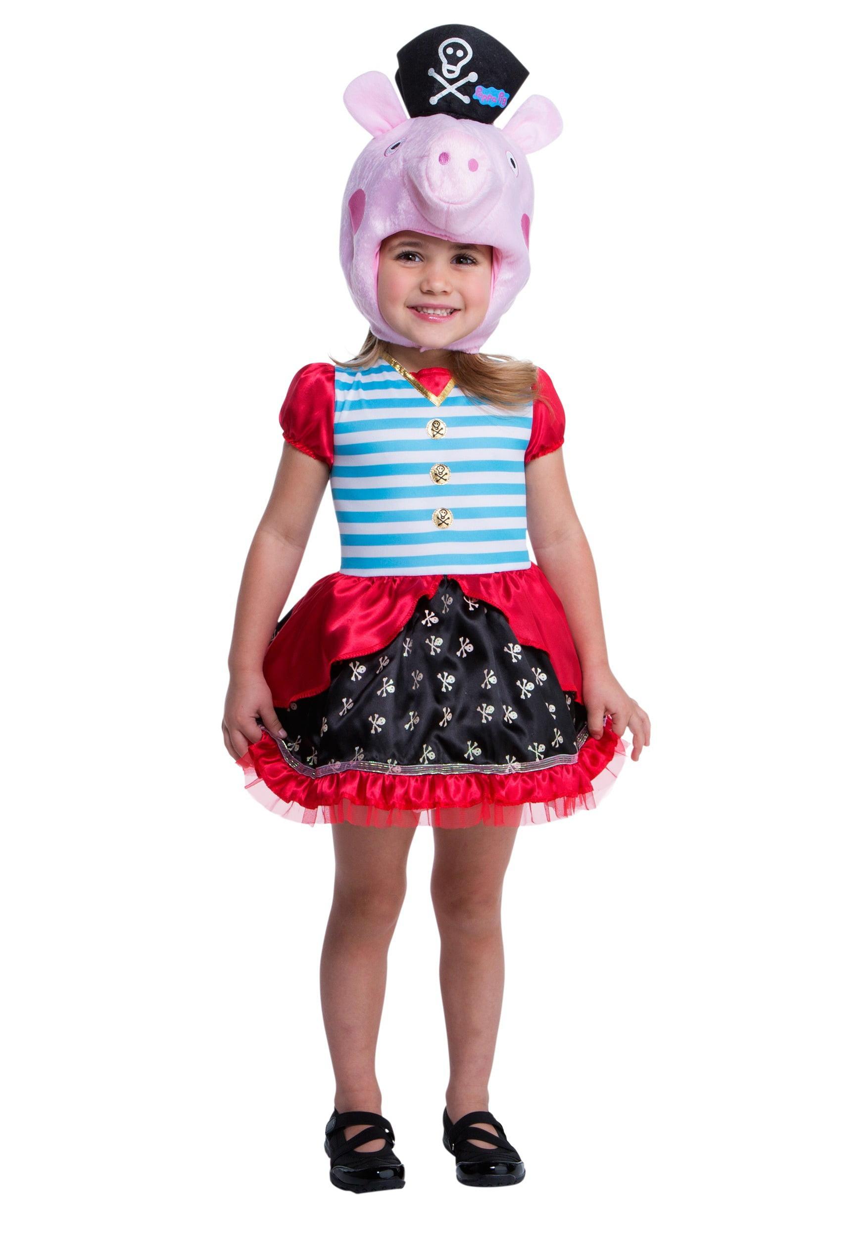 Peppa Pig Pirate Costume by Palamon