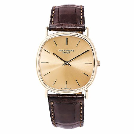 Pre-Owned Patek Philippe Geneve 3544 Gold  Watch (Certified Authentic & Warranty) - Patek Philippe Geneve Watch