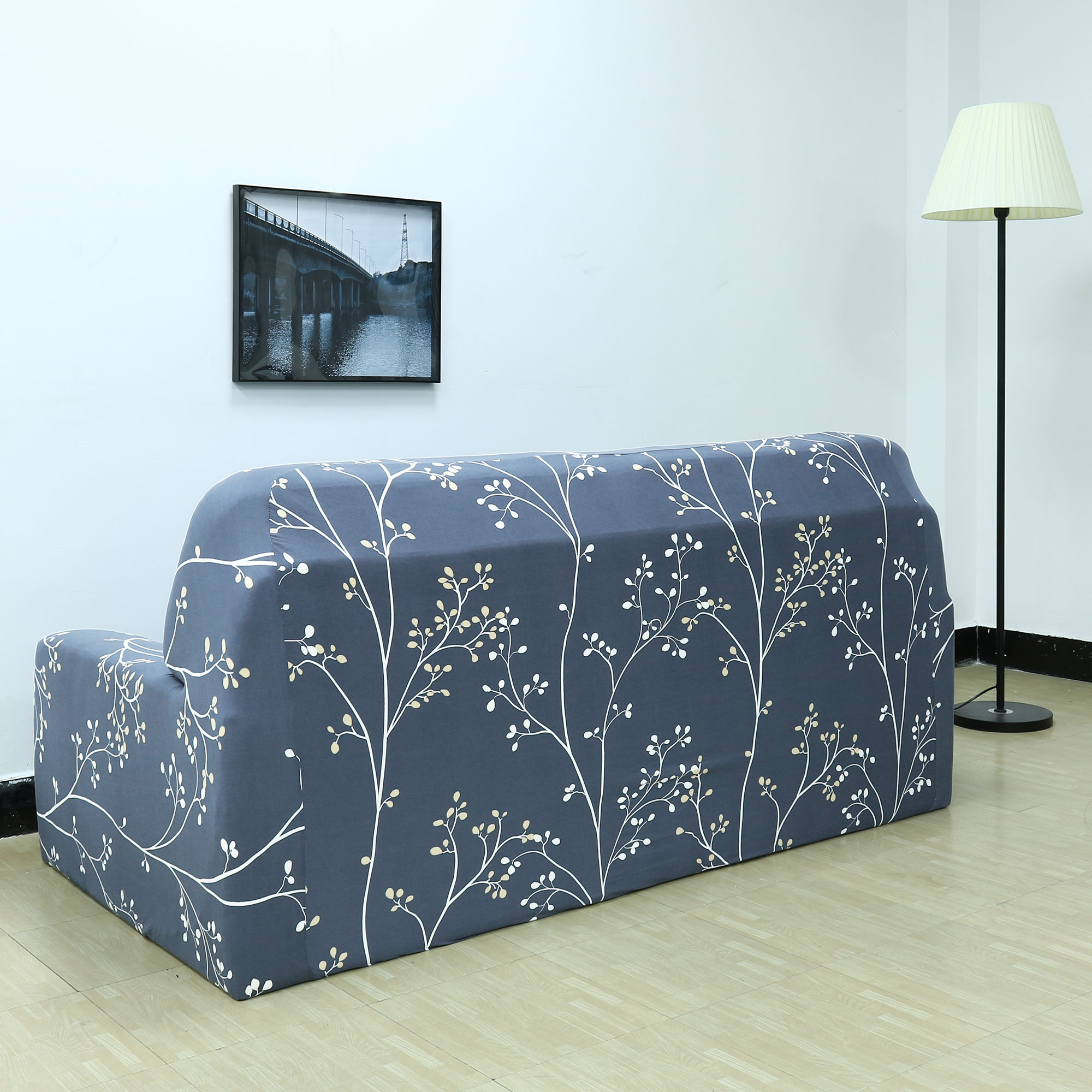 Home Stretch Sofa Cover Loveseat Couch Slipcovers 3 76 X