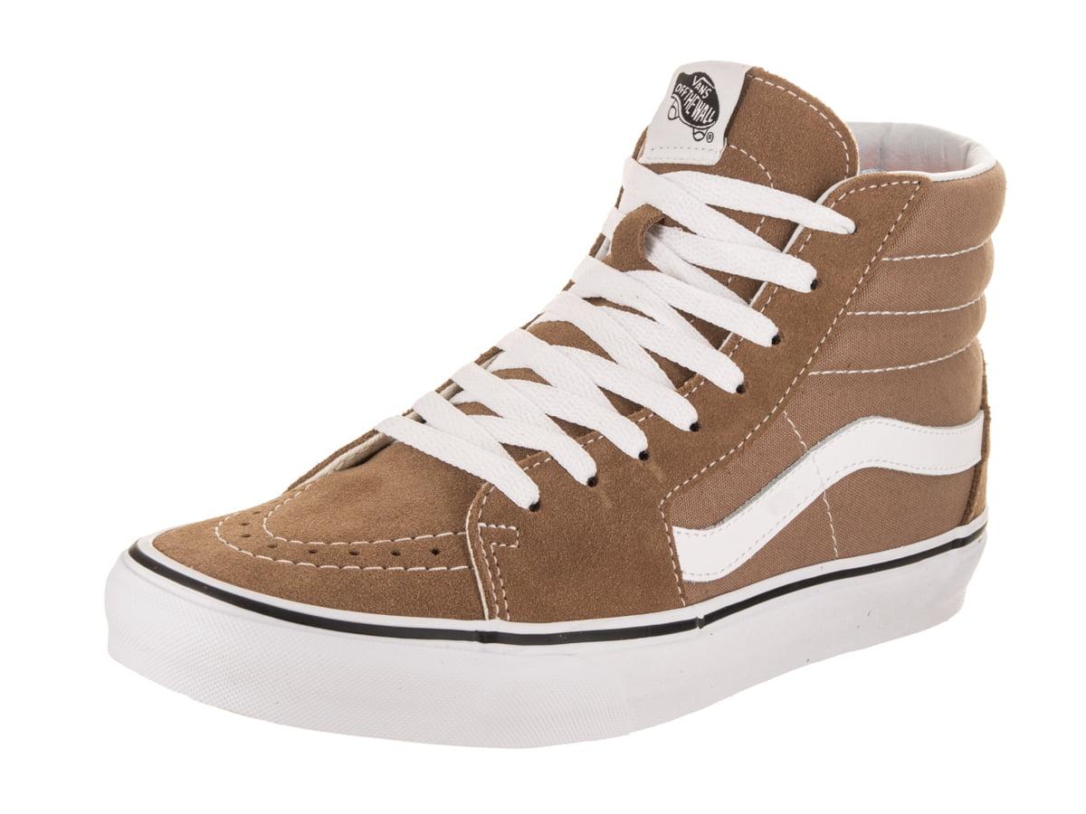 eee7c9b4c0ae Vans Unisex Sk8-Hi Tiger s Eye Skate Shoe - Walmart.com