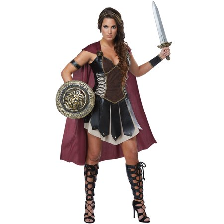 Glorious Gladiator Adult Costume - Real Gladiator Costume