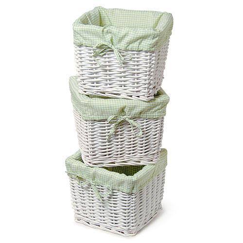 Small Storage Baskets