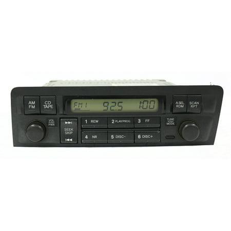 2001 2002 2003 2004 2005 Honda Civic Receiver w AM FM 39100-S5A-A10 -