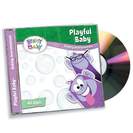 Brainy Baby Playful Baby Cd