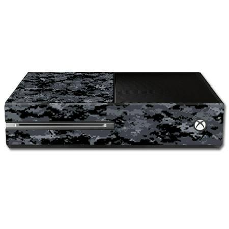 MightySkins protector vinilo piel etiqueta para la etiqueta engomada de cubierta de abrigo Microsoft Xbox una consola caso pieles Camo Digital + xbox en Veo y Compro