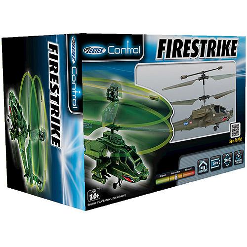 Estes Firestrike R C Helicopter by Estes