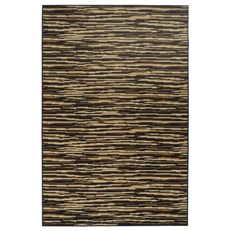 Horizons Striped Area Rug Collection Walmart Com