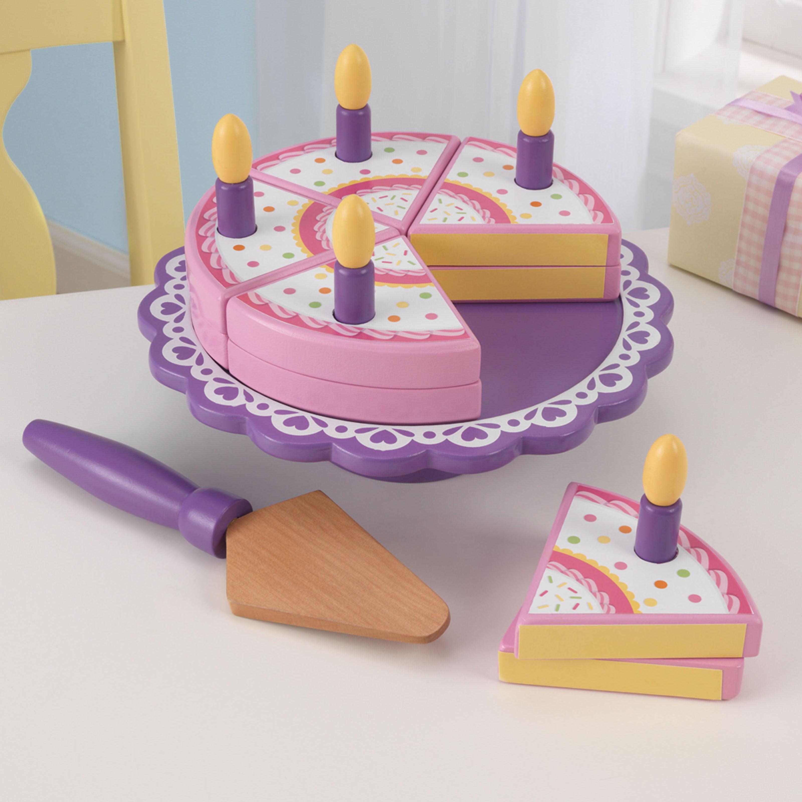 KidKraft Birthday Cake Set 63178 by KidKraft