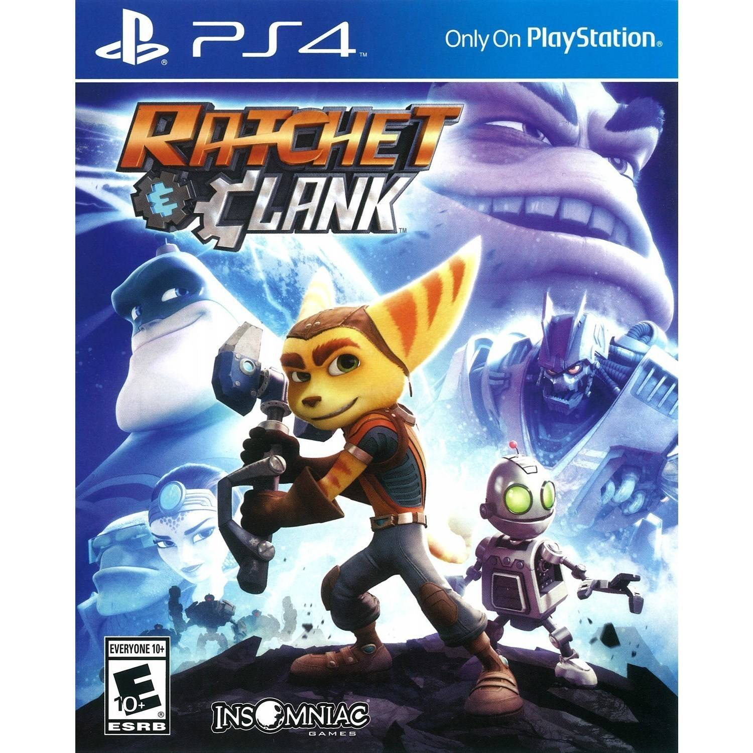 Sony Ratchet & Clank - Action/Adventure Game - PlayStation 4