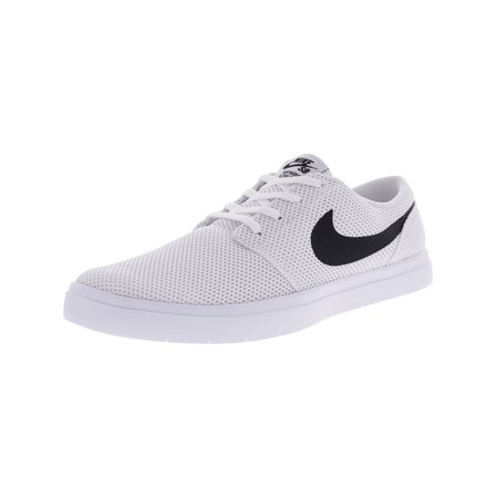 e709be9beea6 Nike - Nike Men s Sb Portmore Ii Ultralight White   Black Track Red ...