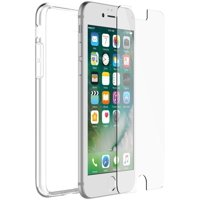 OtterBox Case with Alpha Screen Protector for iPhone 8 and iPhone 7, Clear