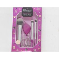 Real Techniques Flawless Sparkle Brush 6pc Gift Set Limited Edition