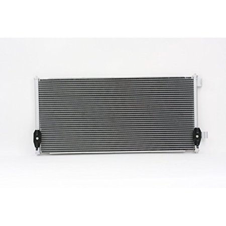 A-C Condenser - Pacific Best Inc For/Fit 3876 10-13 Ford Transit Connect w/o