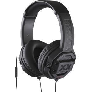 JVC America XX Xtreme Bass 50mm Headset (Jvc Xtreme Xplosives Xx Ha Mr60x Headset)