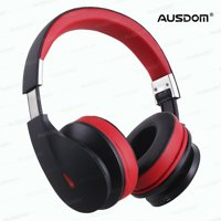 505e6fc2bda Product Image On-Ear Bluetooth 4.0 EDR Stereo Bass Wireless Headphones  AUSDOM AH2 Over-Ear Bluetooth