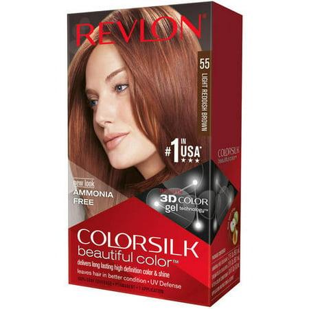 Revlon Colorsilk Beautiful Color Permanent Hair Color 55