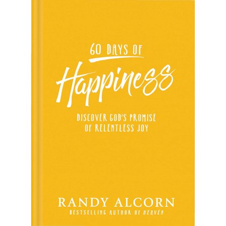 Image of 60 Days of Happiness: Discover God's Promise of Relentless Joy