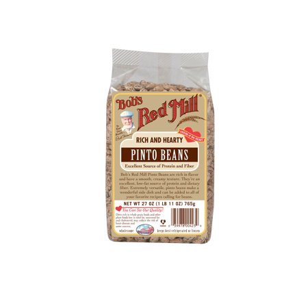 Bobs Red Mill Pinto Beans, 27 Oz