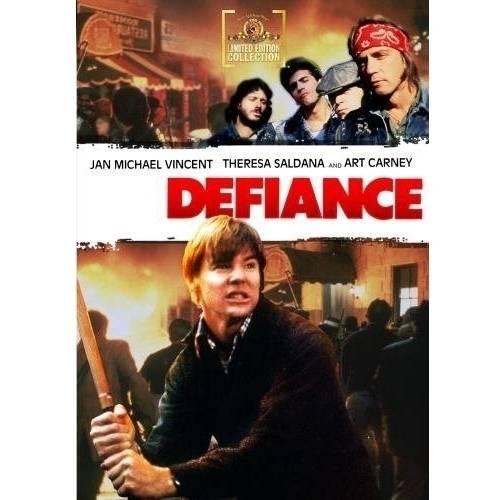 Defiance DVD Movie 1980