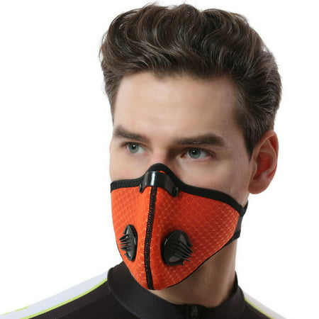Activated Carbon Adjustable Dustproof Mask Flexible and Comfortable Excellent Permeability Suit for House Decorating and Sport - Purge Masks For Sale
