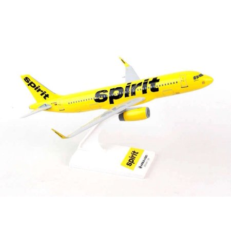 Skymarks Spirit Airlines A320 1/150 Scale Plane with Stand