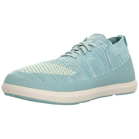 Altra Footwear Women's Vali Zero Drop Casual Lace Up Knit Sneakers Blue