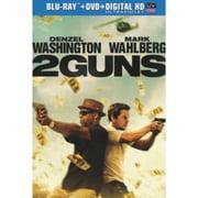 2 Guns (Blu-ray + DVD + Digital HD) by UNIVERSAL HOME ENTERTAINMENT