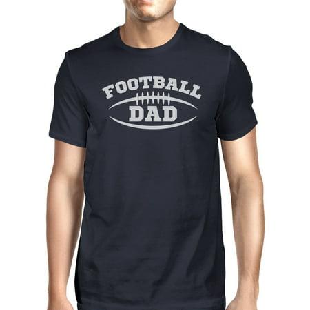 Football Dad Men's Humorous T-Shirt Gift Ideas For Football Fan Dad (Football Ideas)