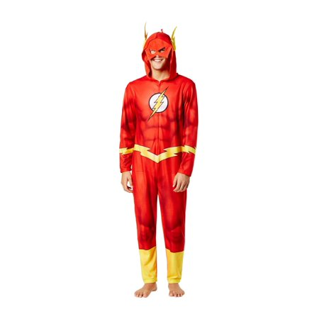 Briefly Stated Mens The Flash Complete Costume