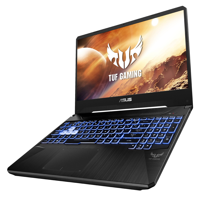 Asus Tuf 15 6 Full Hd Gaming Laptop Amd Ryzen 7 R7 3750h Geforce Gtx 1660 Ti 8gb Ddr4 256gb Pcie Ssd Windows 10 Home Black Fx505du Wb72 Walmart Com Walmart Com