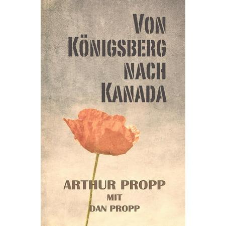 Von Königsberg nach Kanada - eBook (Kanada Druckt)